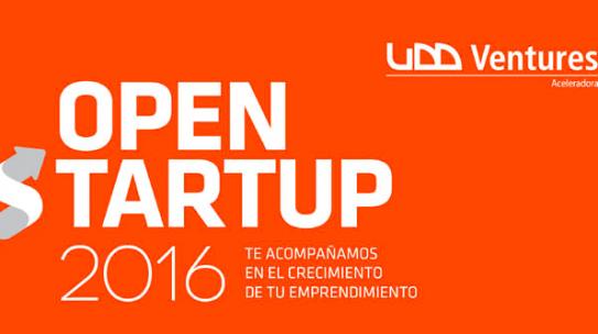 Open Startup premiará entre 4 a 7 emprendimientos con hasta $60 millones