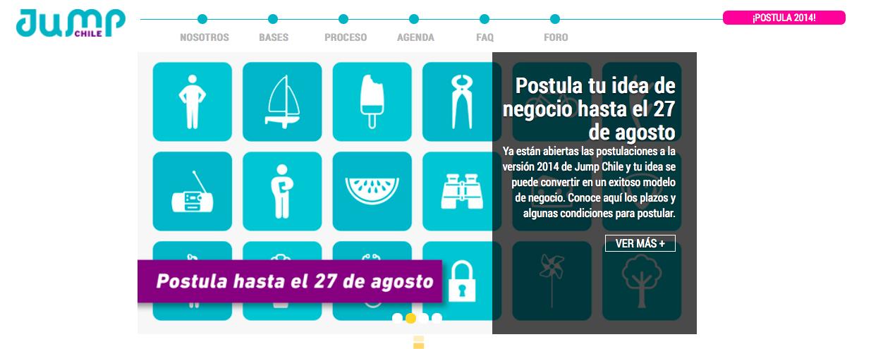 Jumpchile: POSTULA TU IDEA DE NEGOCIO HASTA EL 27 DE AGOSTO