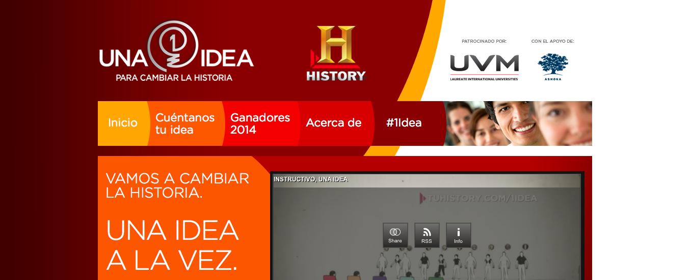 Concurso latinoamericano busca promover creatividad e innovación