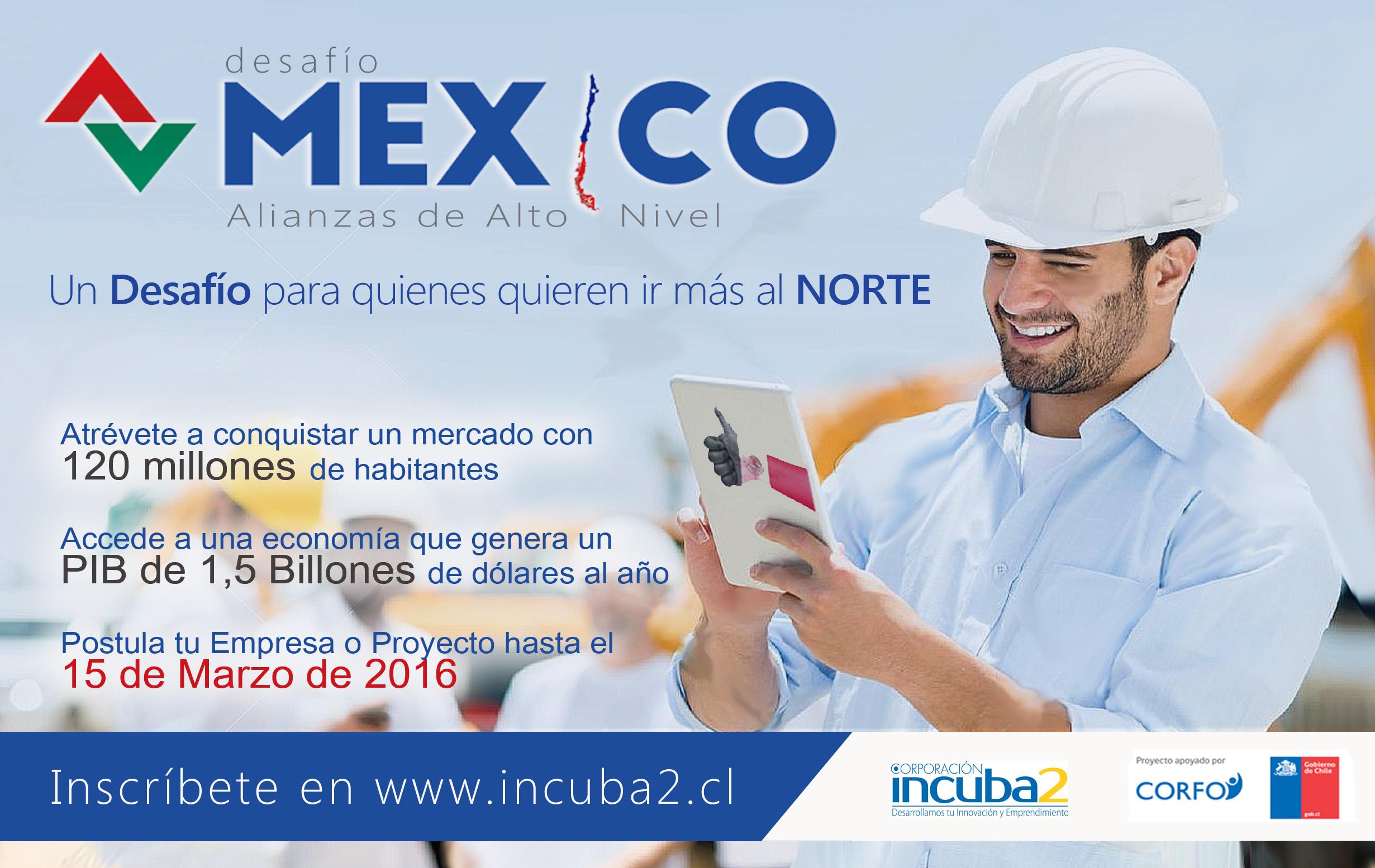 Desafío México: Una Oportunidad Para Internacionalizar Las Pymes Chilenas