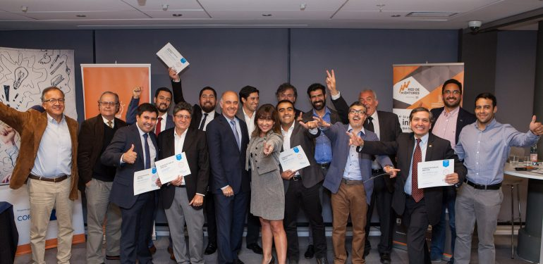 Red de Mentores 3IE certifica internacionalmente a 18 nuevos integrantes