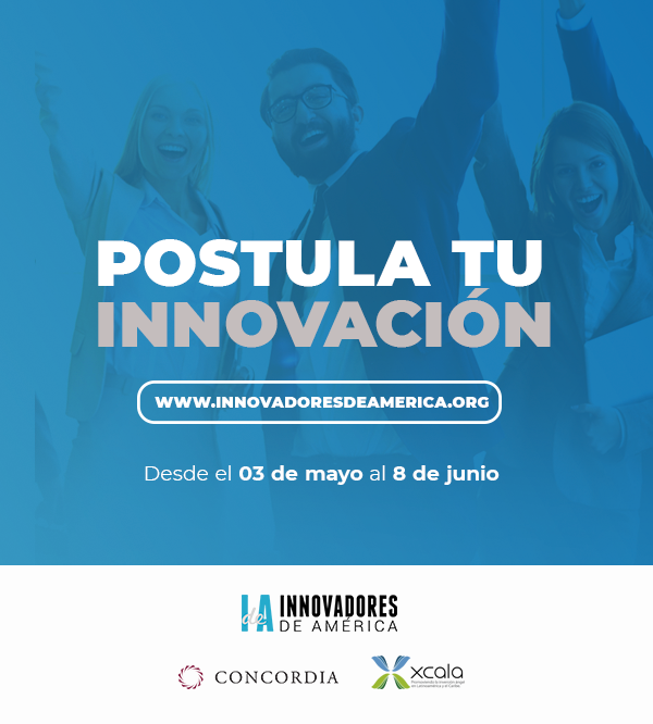 Premio Innovadores de América, busca a los innovadores latinoamericanos que están cambiando al mundo.