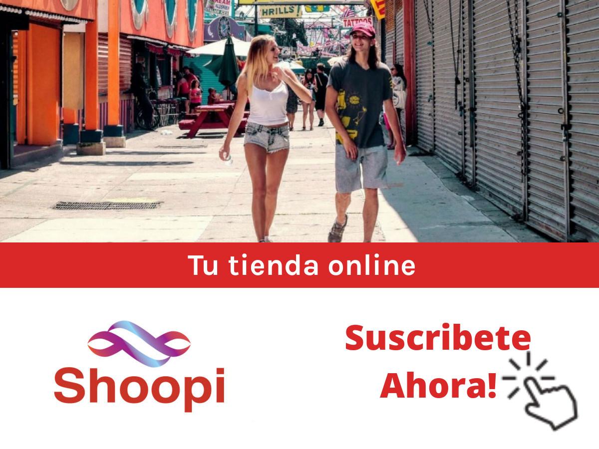Emprendimiento Shoopi.com: Todo el comercio nacional en tu Puerta