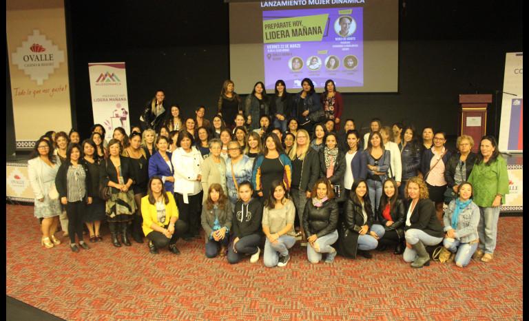 """""""Mujer Dinámica"""": apuesta por el emprendimiento femenino"""
