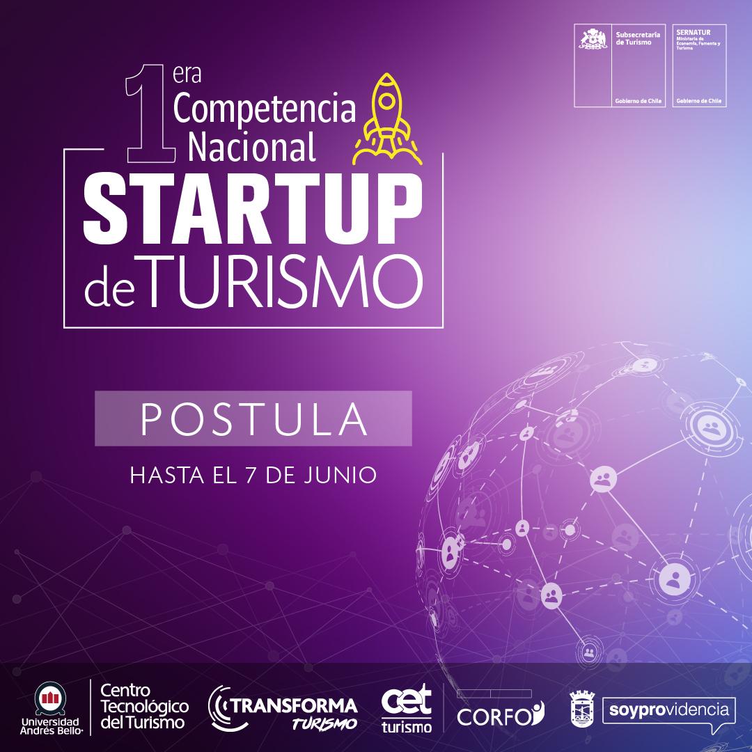 Competencia Startups de Turismo