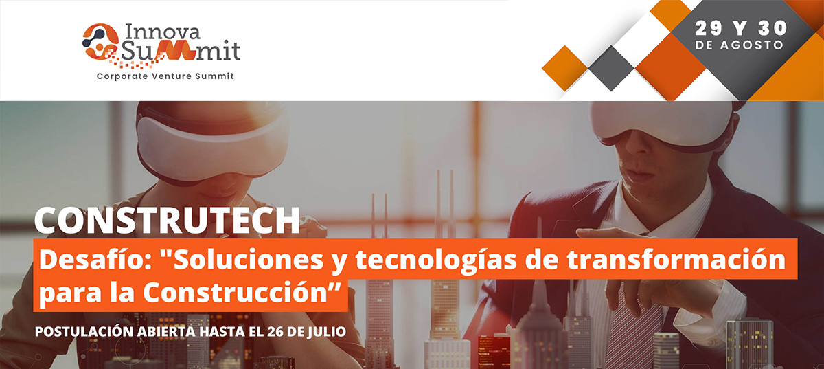 MASISA se suma a Innova Summit con desafío ConstrucTech