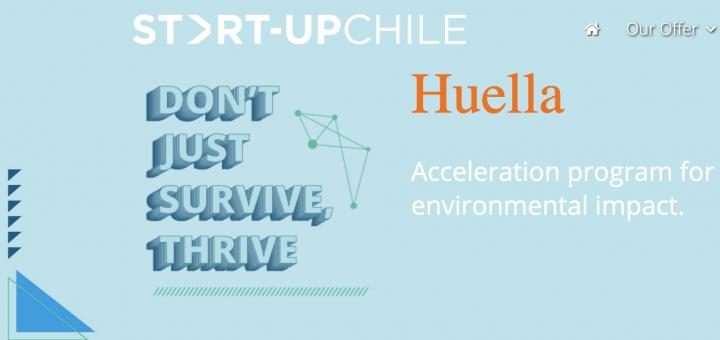 huella startupchile