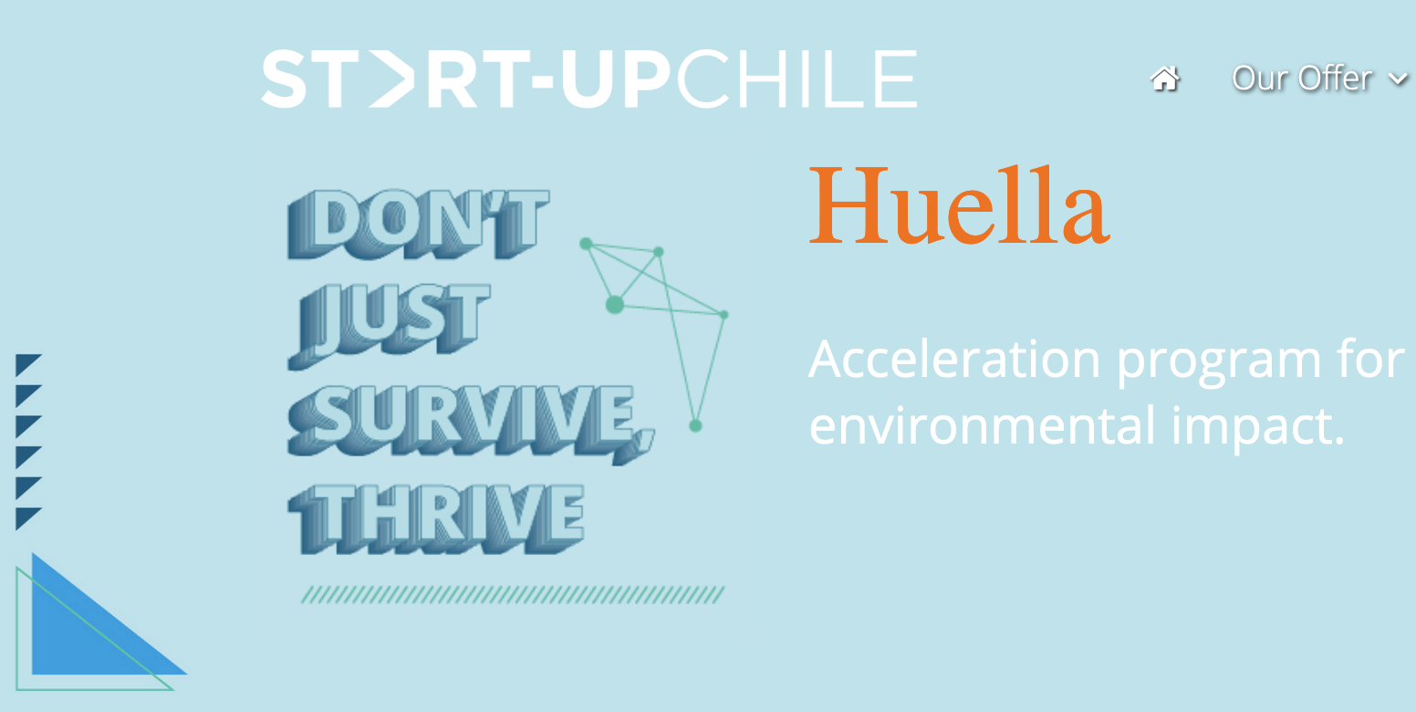 Huella: Acceleration program