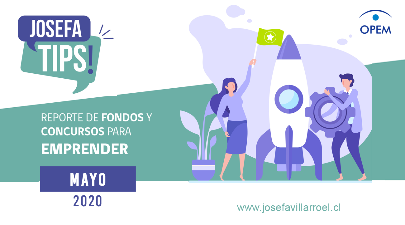 Fondos para Emprender – Mayo 2020