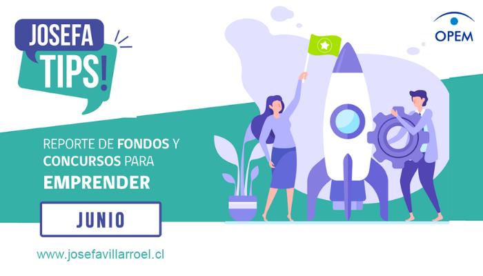 Fondos para Emprender – Junio 2020