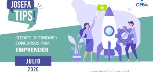Reporte de Fondos Julio 2020