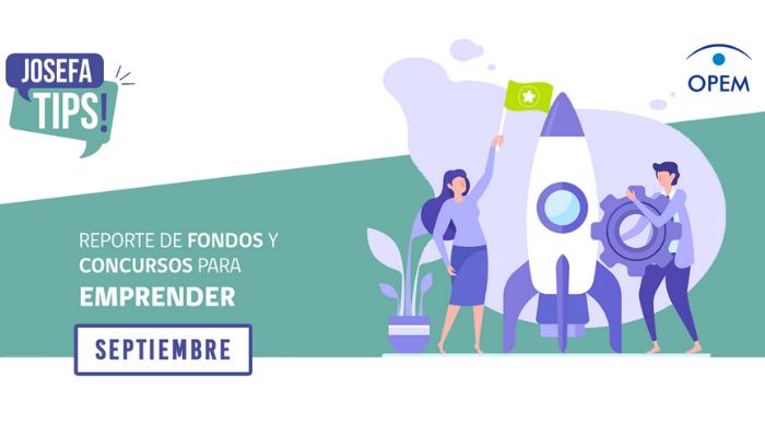 Fondos para Emprender – Septiembre 2020