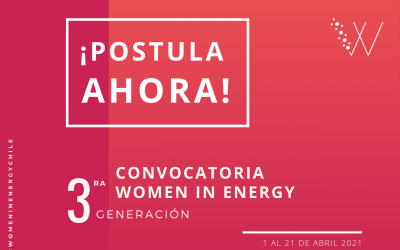 3° Generación de Women in Energy